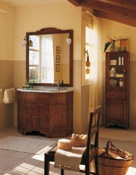 Bagno Classico - Arredo Bagno Per Arredare Casa