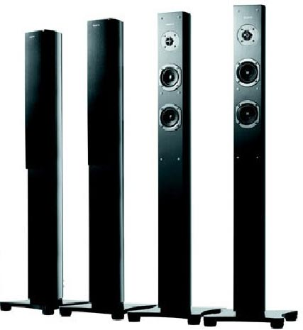 casain3mosse - sistema audio surround
