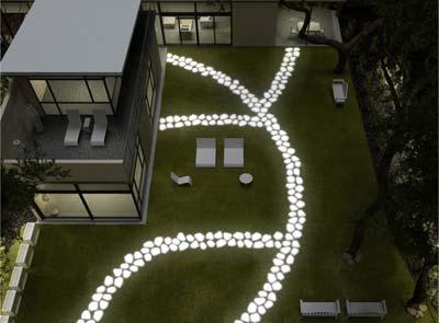 Illuminazione per esterni - Illuminazione a pavimento per esterni ...