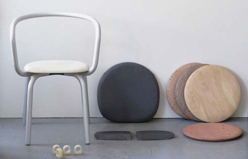 "casain3mosse - linea ""Parrish Collection"" Konstantin Grcic"